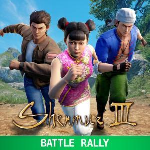 『シェンムーⅢ』DLC第一弾「Battle Rally」新鮮なゲームプレイ体験が提供されるらしい!