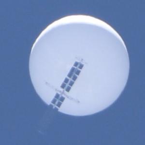 みんなやる気無しかよw 仙台市上空に謎の白い球体 気象台「不明」 自衛隊「わからない」 国交省「引き続き注視する」