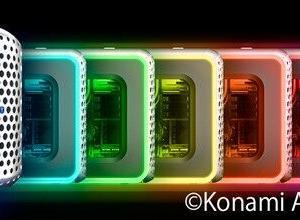 KONAMIからゲーミングPC 予約受付開始 338,800円 Core i7-9700、RTX 2070 SUPER ではちょっとお高い?