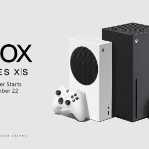 『Xbox Series S』 29,980円に値下げ! PS5より遥かに安い! さてこれなら買いますか? 性能がXならね・・・