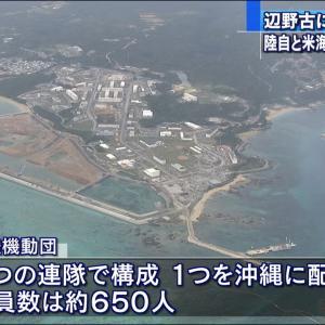 沖縄タイムス「沖縄県民をだました」辺野古に自衛隊常駐 県民に驚き・批判の声 ・・・プロ市民は県民ですか?