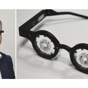 レーシック手術無し、1日1時間かけるだけで視力が回復する凄いメガネが登場!しかもオシャレ?その価格は・・・