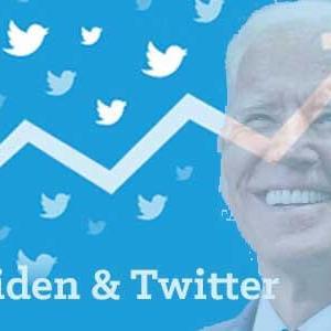 バイデン大統領、Twitterフォロワーの半分以上が今年1月に作られたアカウントの模様
