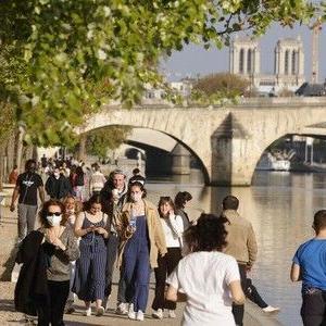 パリ五輪開会式はセーヌ川で! マクロン仏大統領が考えを明らかに…
