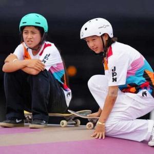 東京五輪 もみじ(13)、ラスカルの話をしながらスケボー金メダルを取ってしまう