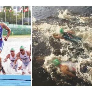 う〇こ臭いは反対派の誇張! トライアスロン選手達 「臭いは全く無かった、海外のコースより泳ぎやすかった」