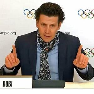 北京五輪、無観客の可能性 IOC幹部、インタビューで ・・・いいえ無選手では?