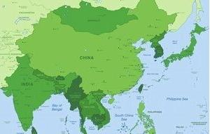 日韓を見ればわかる「国の国際的地位」は国土面積と比例しない=中国 ← 面積は大きいが器が小さすぎるい国w