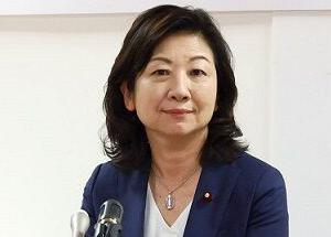 自民総裁選、野田聖子候補が大胆予想・・・「当選は私以外の誰か」