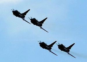 中国、台湾のTPP加入申請にブチ切れ! 空軍機24機が、台湾防空圏に大量侵入