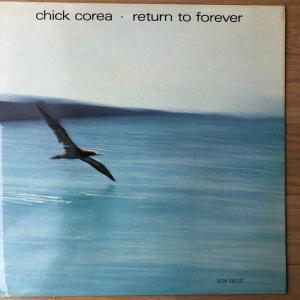 【味わい】Chick Corea Return To Forever ECM 1022 ST