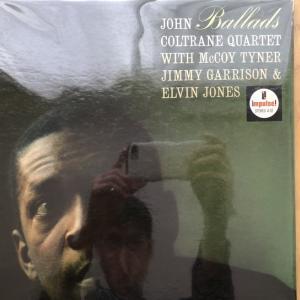 【男の生き様?】JOHN COLTRANE  Ballads AS-32