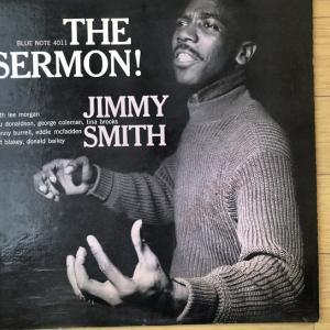 【軽快さと緊迫感】Jimmy Smith The Sermon! BLP 4011の紹介とオリジナル盤