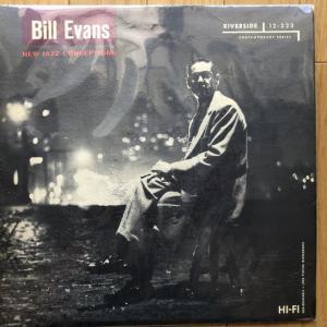 【失敗】Bill Evans New Jazz Conceptions RLP 12-223