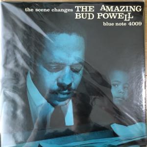 The Amazing Bud Powell  the scene changes BLP4009のレビューとオリジナル盤判別方法