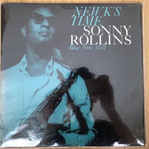 【ド迫力】Sonny Rollins Newk's Time BLP4001再度紹介。オリジナル盤条件も