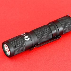 LUMINTOP Tool AA 2.0は単三電池1本点灯する小型懐中電灯!14500電池、エネループにも使用可能です。