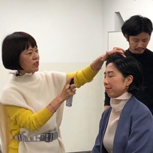 Twiggy松浦美保さんのヘアケア講座