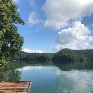 2019年夏休みキャンプは青木湖へ!