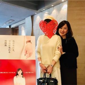 大好きな鈴木尚子さんのブログより、また勇気をいただきました。