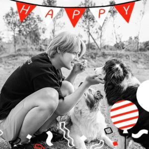 リダ HAPPY BIRTHDAY そして ブログ開設9年