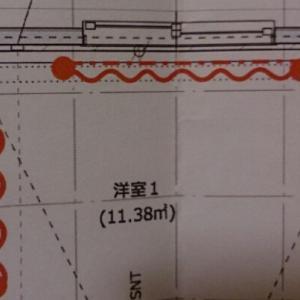 カーテン②3階子供部屋