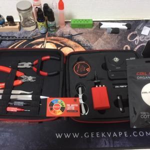 COIL MASTER DIY kit V3 レビュー