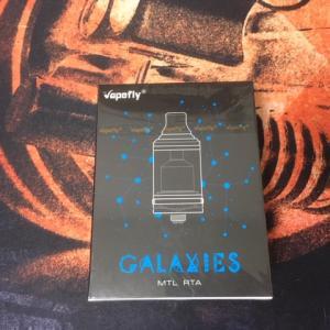 【Vapefly】Galaxies MTL RTA レビュー