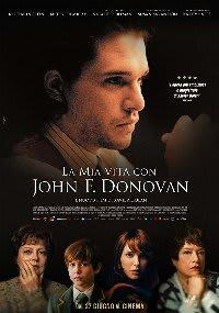ジョン・F・ドノヴァンの死と生 観ました