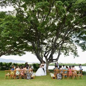 【記念日】2年前の今日に結婚式を挙げました☆