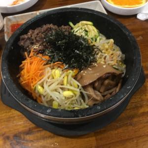 【ワーホリ日記】1週間のご褒美!韓国料理でお腹も心も一杯!