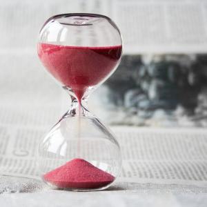 時間について考える