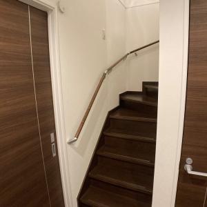 かってにスイッチでボックス階段の照明を自動化