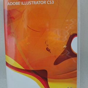メルカリに出品中 パッケージ版 イラストレーターCS3 mac用