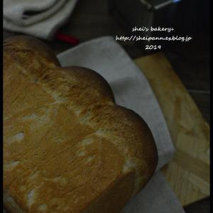 奥深い食パン作りと。