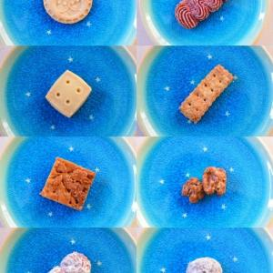 焼き菓子ギフト・作ったクッキーたち