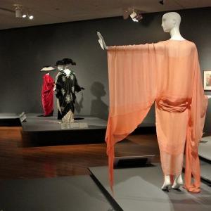 Cincinnati Art MuseumでKimono