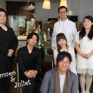 七夕朗読劇『ベクトール版ロミオとジュリエット』 Fin