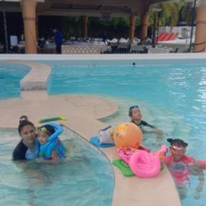 ラグナ州の「温泉プール」