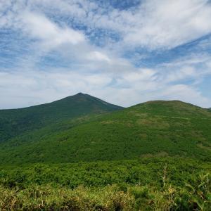 白樺山~シャクナゲ岳登山