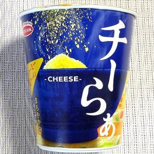 【12/1発売】ローソンの「らぁ」シリーズ第4弾、今度はチーズのクリミー塩ラーメン