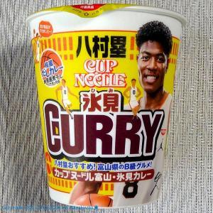 【7/12発売】カレー味に煮干しの風味! 富山の氷見カレーがカップヌードルビッグに!