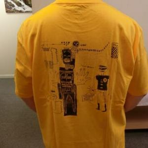 うっかり購入してしまったユニクロのTシャツ