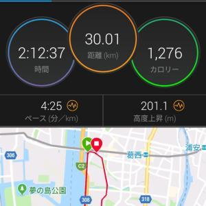 4/14 30㎞B-up@キャサリン☆