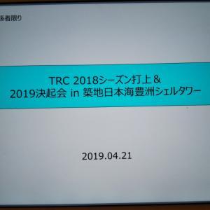 TRC決起会とWテレビの歴史⁇☆