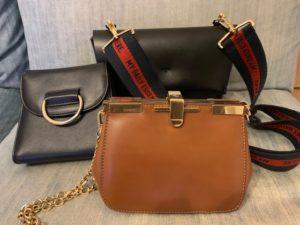 色も大きさも低身長女子にぴったりな「ザンチェッティ」のバッグ