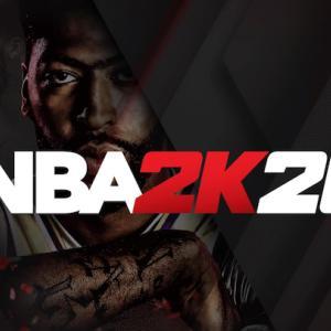 【NBA 2K20】My TEAM#1