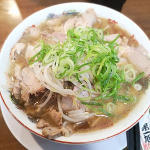 東京の第一旭も京都と同じく美味い。若干しょっぱ目かなー。#第一旭新宿店