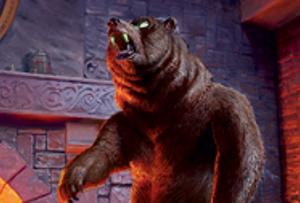 イニストラード:熊の剥製