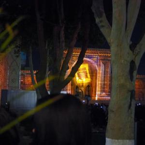 10/18はサマルカンドのCity Day!レギスタン広場が凄いことに。
